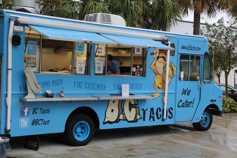 Mission Mahi Food Truck Menu