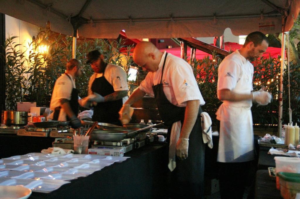Chef Adam Gottlieb