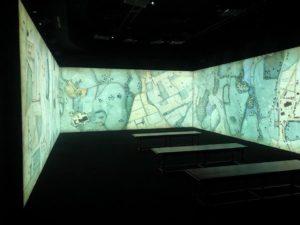 interactive display