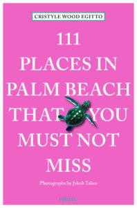 111 Places Palm Beach book